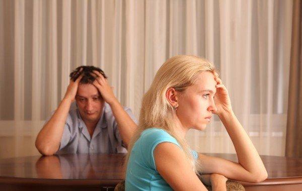 Lo scioglimento della comunione tra marito e moglie