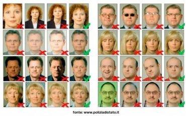 Patente: come deve essere la fotografia?