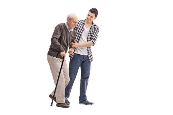 I diritti di chi ha un familiare anziano