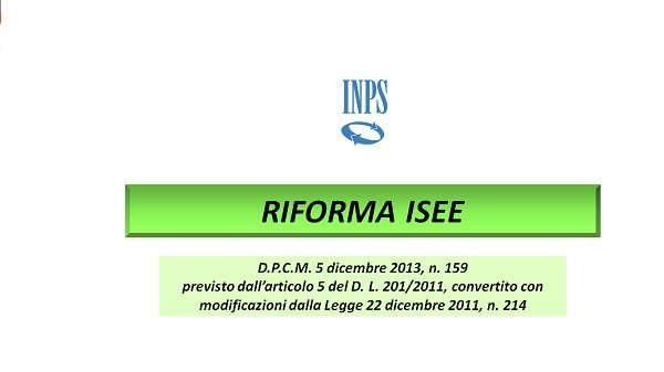il pdf contenente la lista dei documenti necessari documenti isee 2017