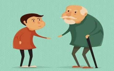 La nuora può chiedere ai nonni i soldi per i nipoti?