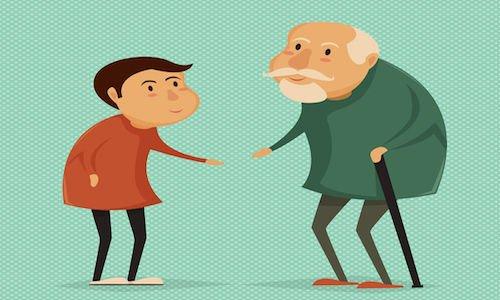 I nonni e il diritto di frequentare i nipoti