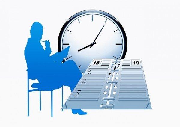 Come si calcola l'orario di lavoro?