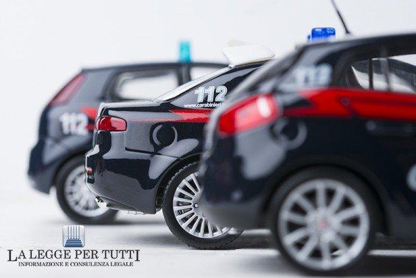 I carabinieri non vogliono prendere la denuncia: che fare?