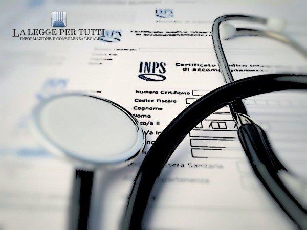 Malattia, fino a quando paga l'Inps?
