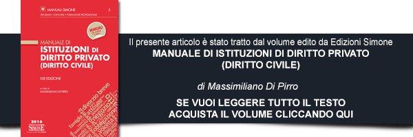 manuale di istituzioni di diritto privato 2016