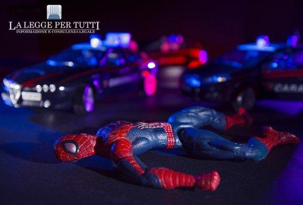 Le prove sulla scena del crimine