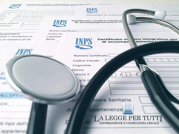 Come avere certificato medico per malattia