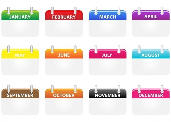 Calendario pensioni 2017