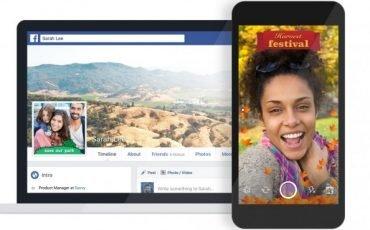 Rendere più belle le foto su Facebook con una cornice personale