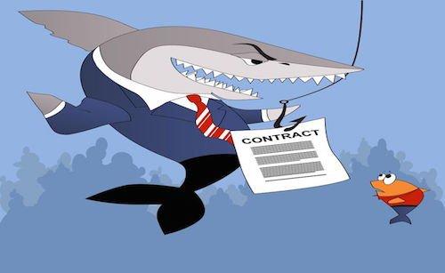 Falsificare un contratto o una istanza non è più reato