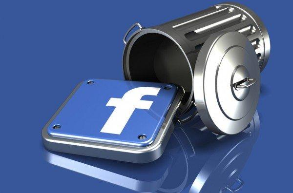 Come cancellarsi da Facebook, Twitter & co.