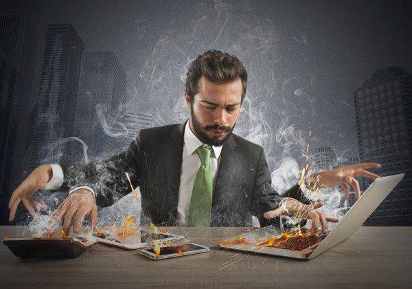 Malattia per stress: quanto può durare l'assenza dal lavoro?