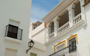 Distanza balcone veduta