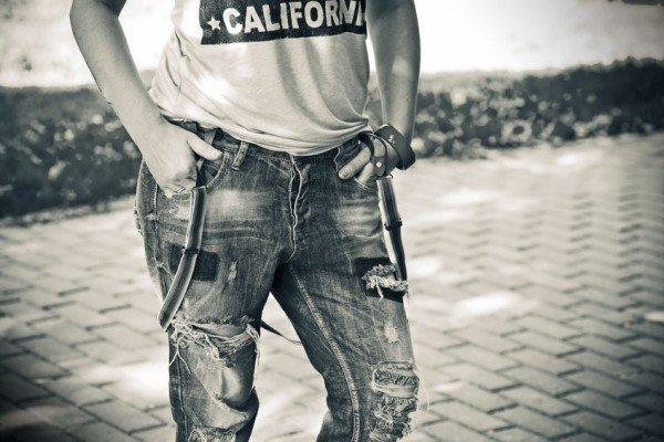 Maglietta o pantaloni scoloriti: garanzia per 2 anni