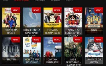 Siti con film in streaming: ora sono legali