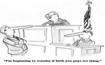 Si può vincere una causa con un solo testimone?