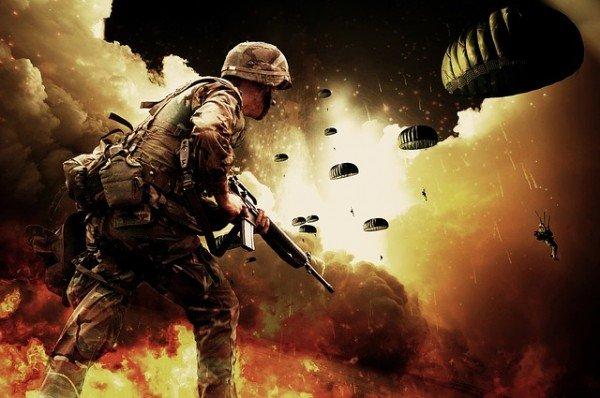 La deliberazione dello stato di guerra