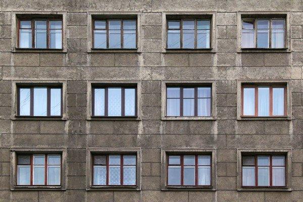 Non c'è distanza minima tra appartamento di sopra e di sotto