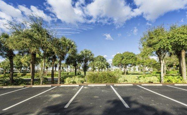 Parcheggio: assegnazione posti auto per millesimi