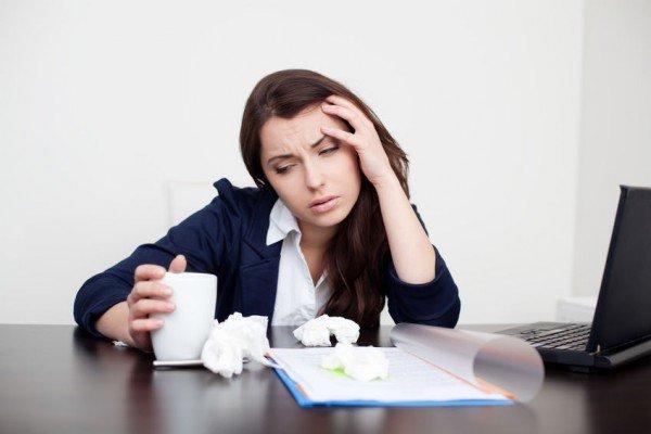 Il raffreddore e l'indigestione sospendono le ferie?