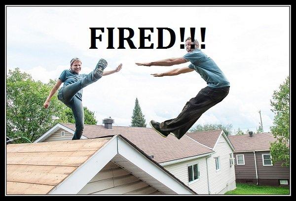 Sono costretto a dire perché mi hanno licenziato?