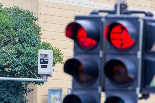 Semaforo rosso multa
