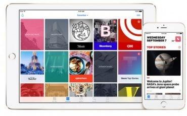 Installare l'app News su iOS anche in Italia