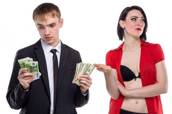 Quando la prostituzione è legale