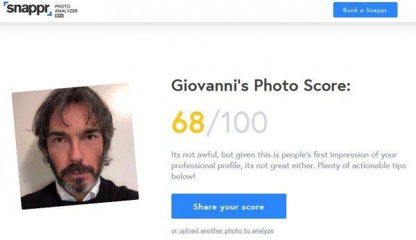 Come valutare la foto del profilo di LinkedIn