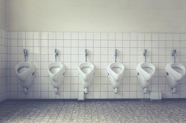 Video sorveglianza spogliatoi e bagno