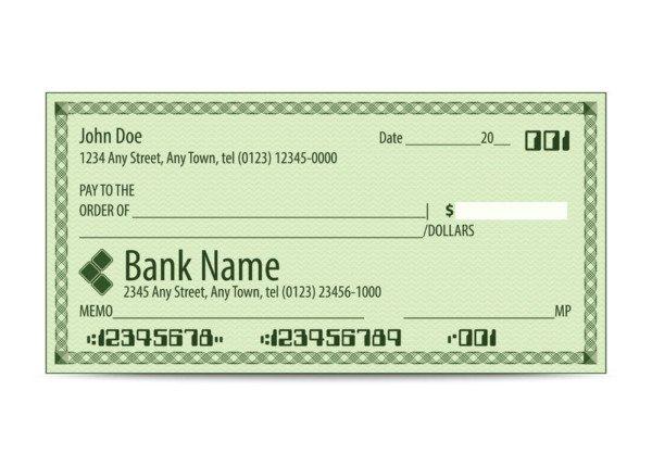 Come protestare un assegno