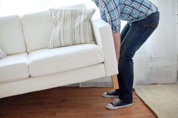 Separazione: a chi va l'arredo e i mobili della casa?