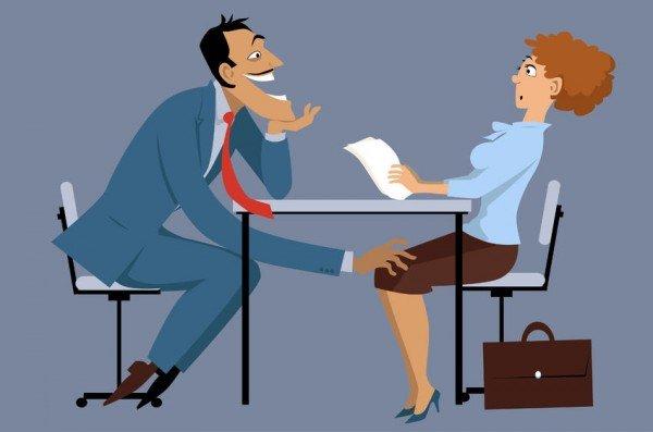 Molestie sessuali sul luogo di lavoro: la nuova legge in vigore