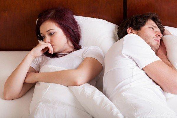 Che rischio se non faccio sesso con mio marito o moglie?