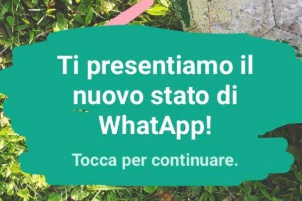 Stato su WhatsApp: come funziona e come abilitarlo