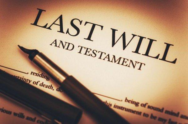 Come sapere se il defunto ha lasciato testamento?