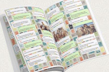 WhatsApp, ora puoi trasformare le chat in un libro stampato