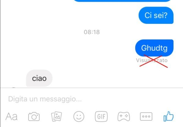 Facebook Messenger: come bloccare la notifica di lettura