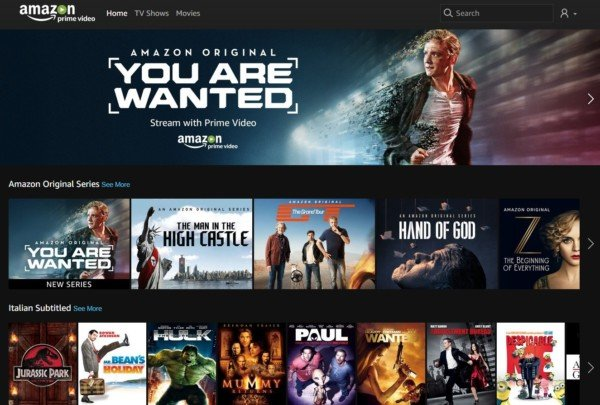 Amazon prime video: cos'è e come funziona