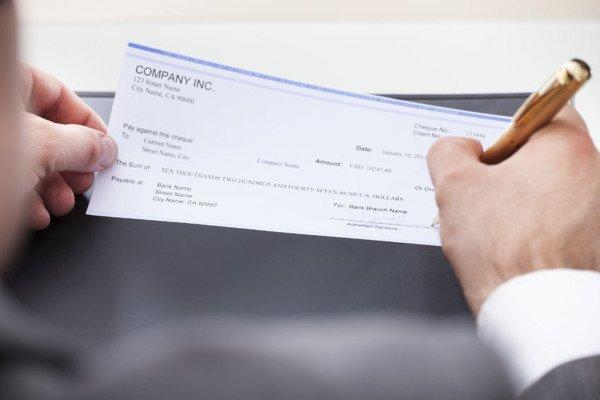 Che cos'è l'assegno circolare?