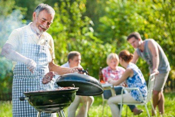 Il Vicino Può Impedirmi Di Fare Un Barbecue