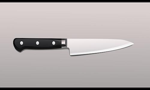 È legale girare con un coltello?