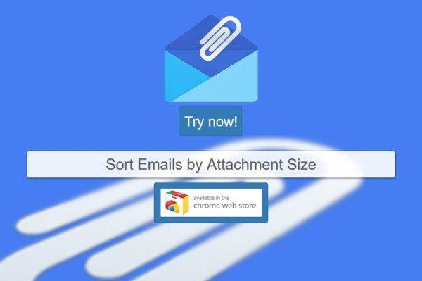 Gmail: come trovare le email con gli allegati più grandi