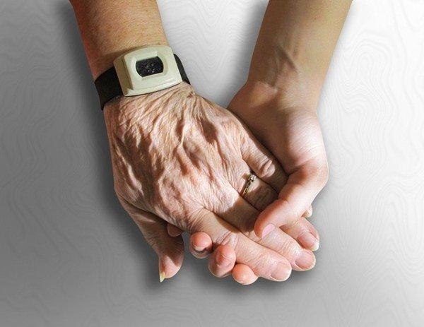 Assistenza genitore anziano