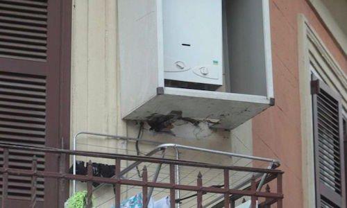 Per la caldaia sul balcone ci vuole l'autorizzazione del condominio?