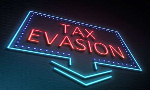 L'evasione fiscale è reato?