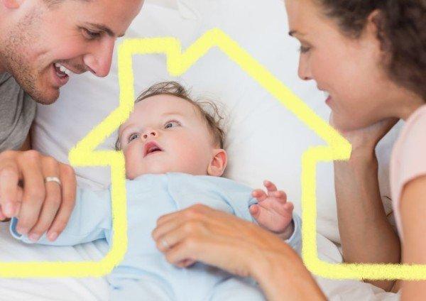 Come intestare una casa a un figlio di pochi anni