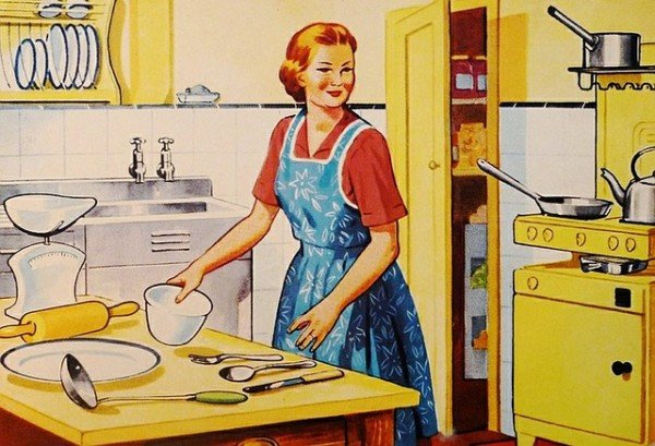 Separazione e divorzio: il mantenimento alla casalinga