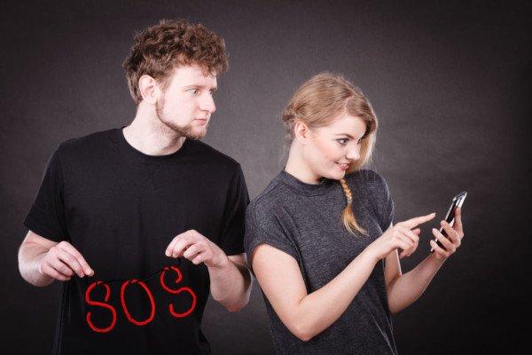 Come scoprire un tradimento con lo smartphone